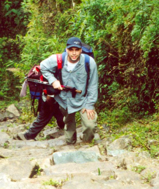 Simon-trekking