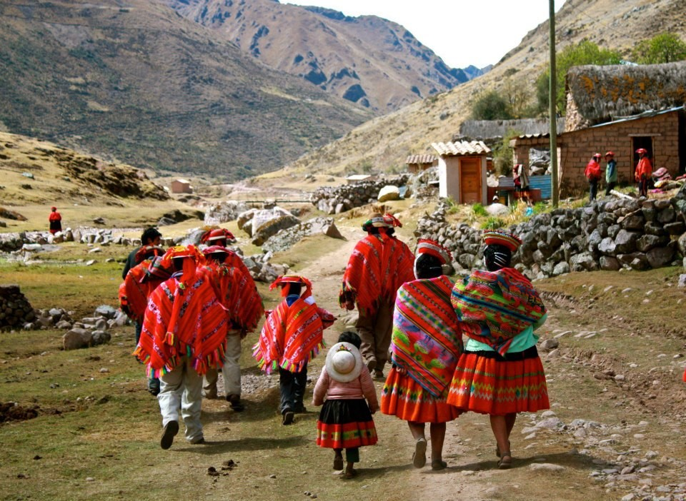 Andean community