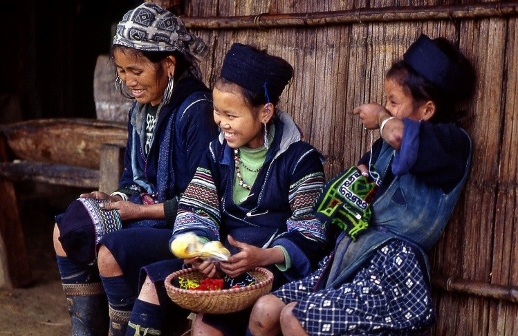 sapa hill tribe 1