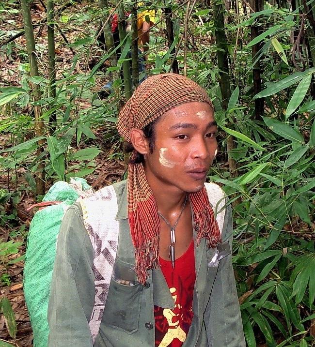 thai jungle trek 1