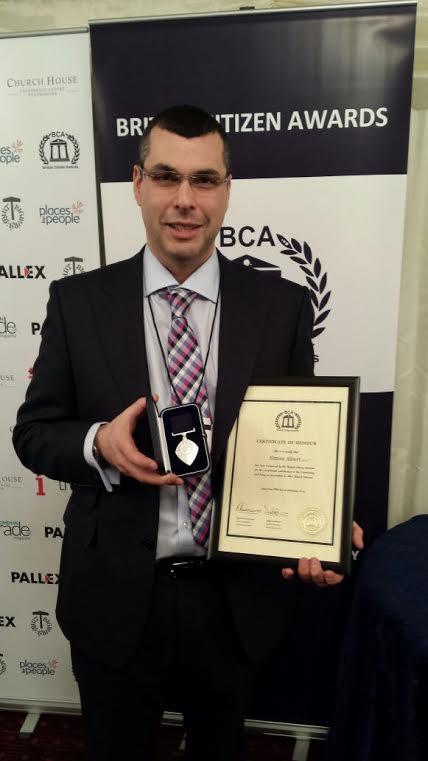 simon award
