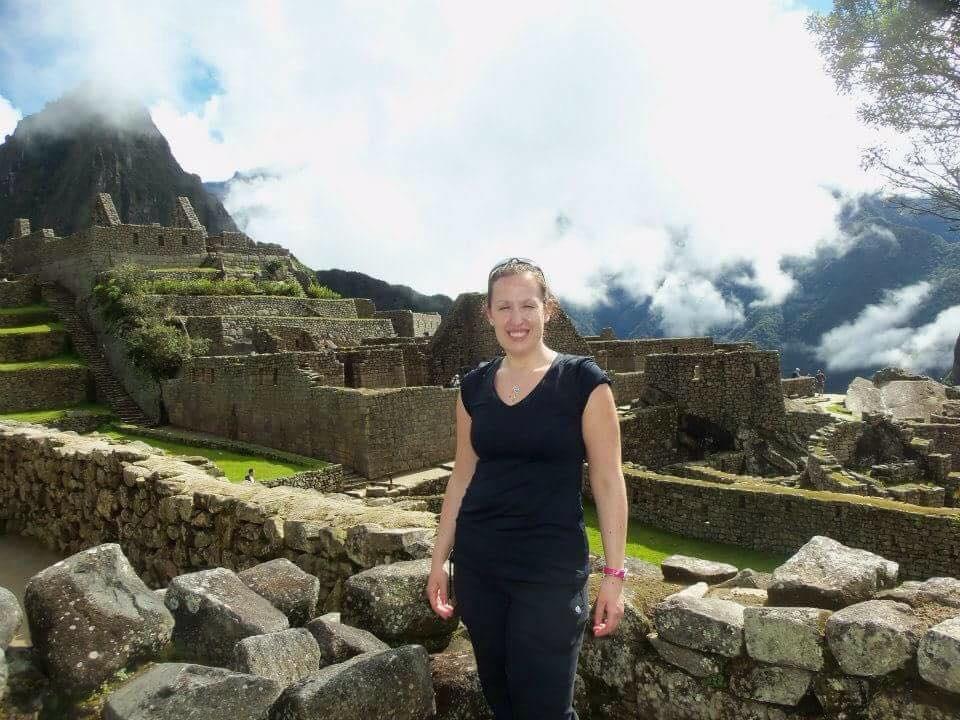 Jo Berridge - Machu Picchu
