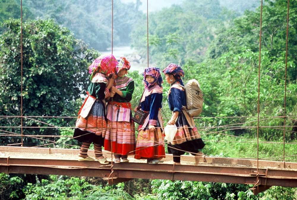 Charity Challenge, Sapa Hill Tribe Trek, Vietnam Trek, Trek