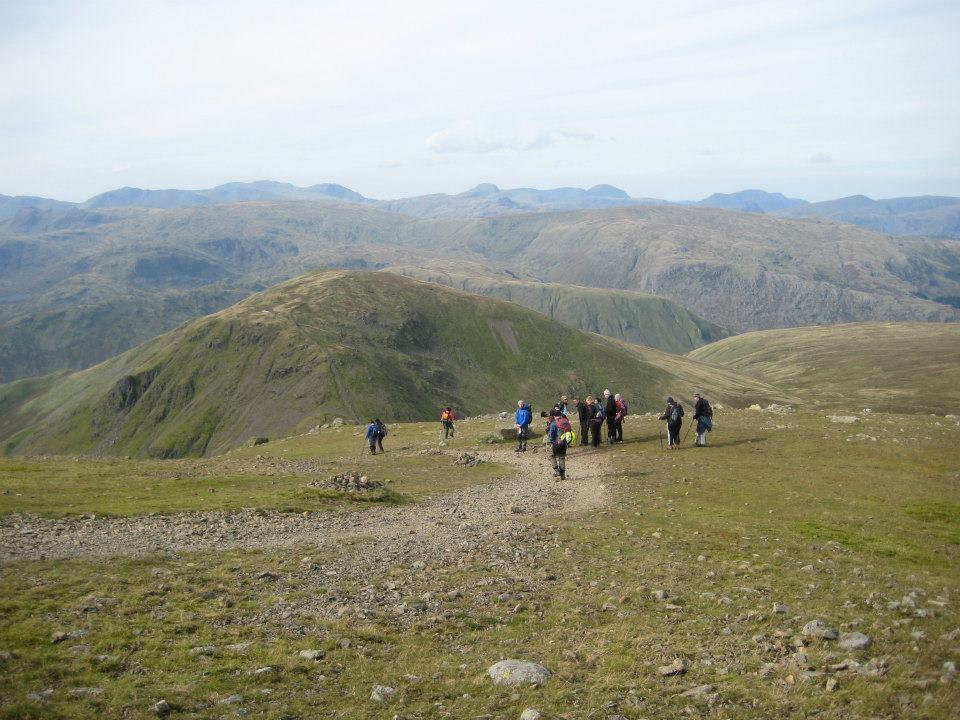Charity Challenge's Training Weekend, Lake District 2015
