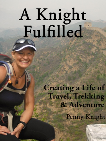 Penny Knight's e-book, 'A Knight Fulfilled'