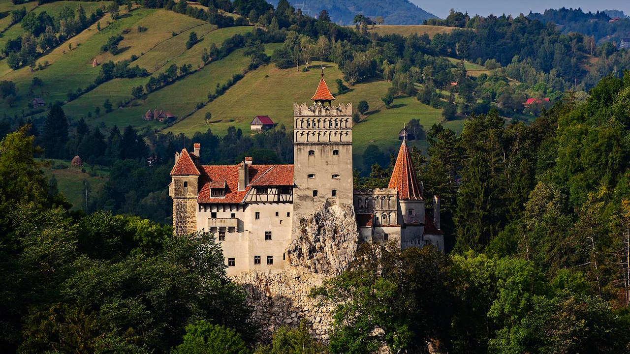Dracula's Castle, Transylvania