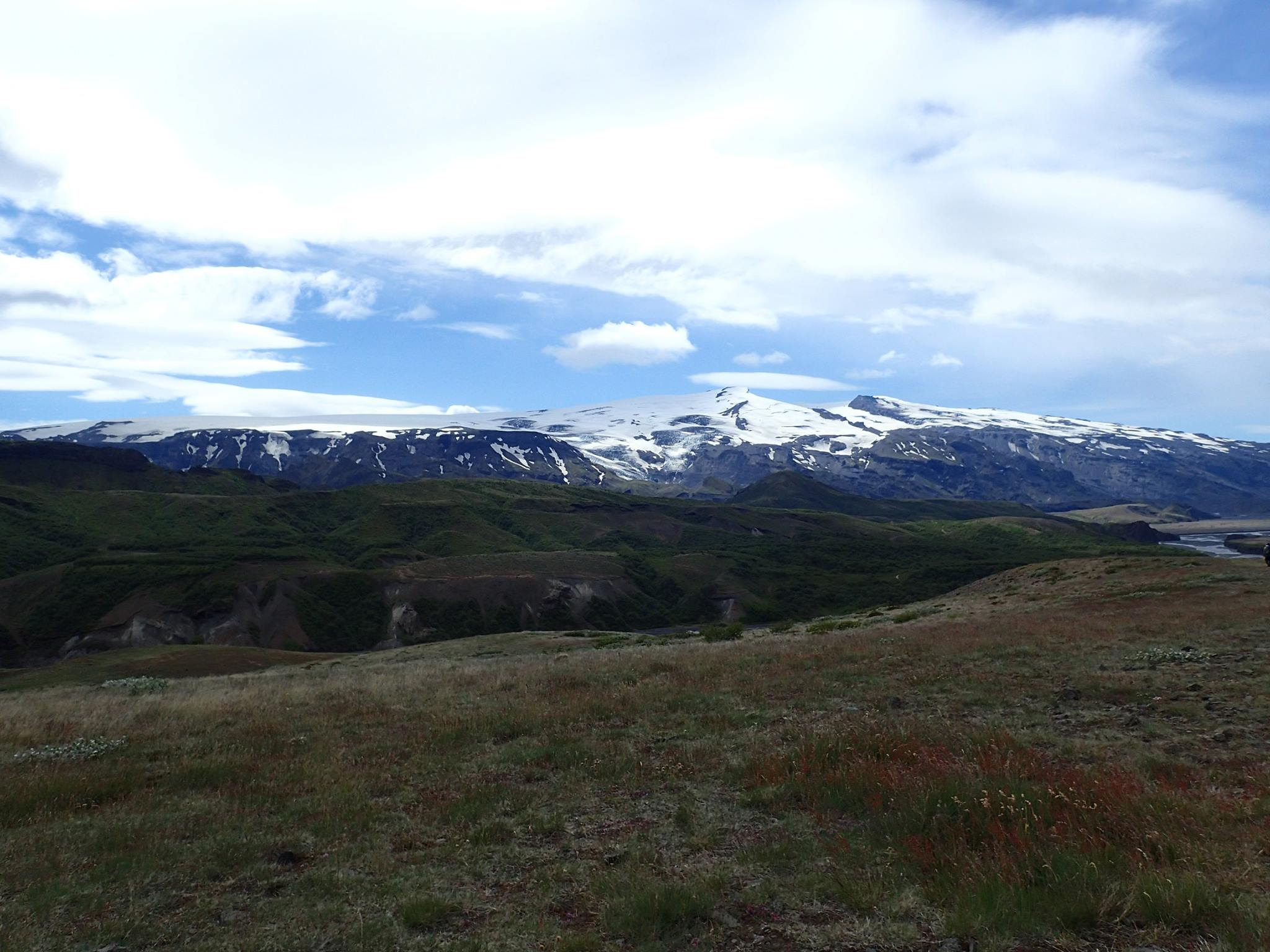 Volanco: Eyjafjallajökull - last erupted in 2010