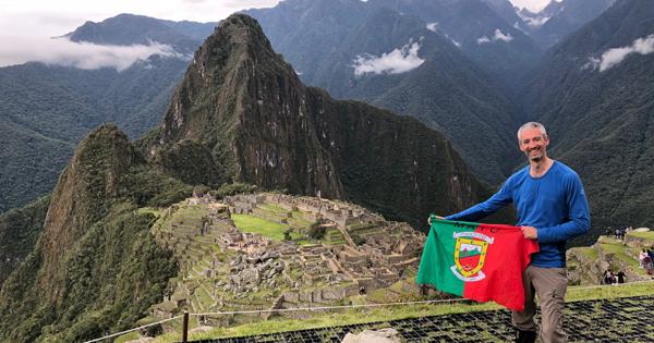 Trek to Machu Picchu Peru with Charity Challenge