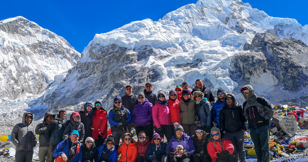 Everest Base Camp Trek with Charity Challenge
