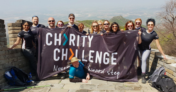 China Great Wall Discovery Charity Challenge