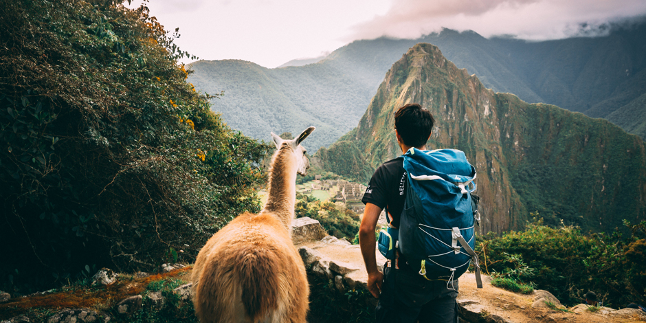 Trek to Machu Picchu with Charity Challenge