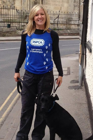 Lorraine RSPCA Everest Base Camp challenge trek