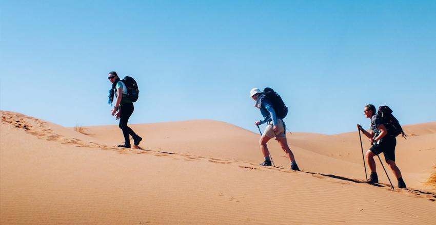 Top Packing Tips for the Sahara Desert Trek - Charity Challenge Blog