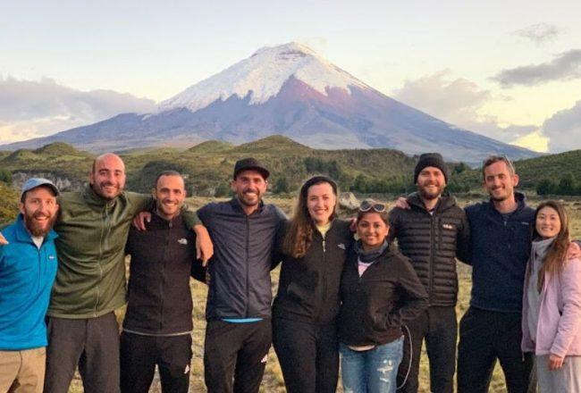 HSBC Andean Volcano Trek
