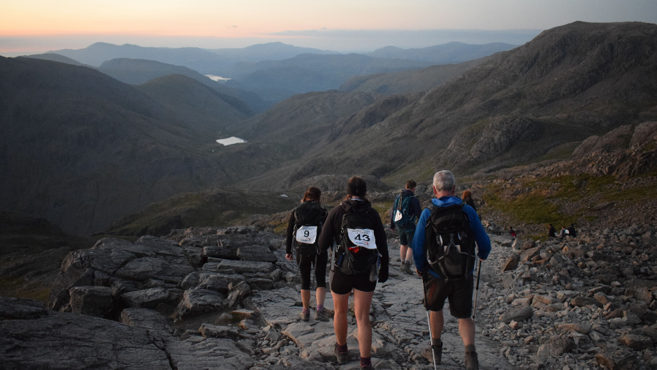 Lake District 5 Peaks Challenge