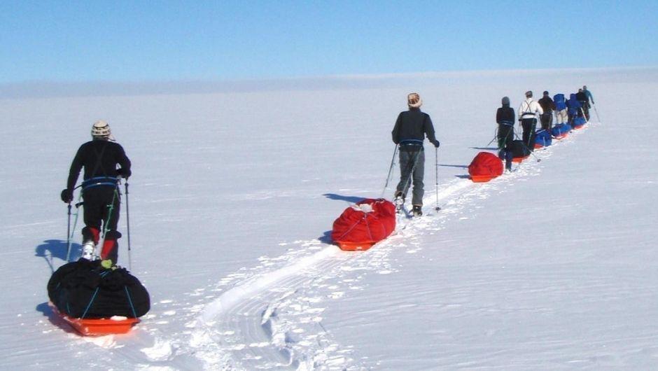 Iceland Glacier Trek