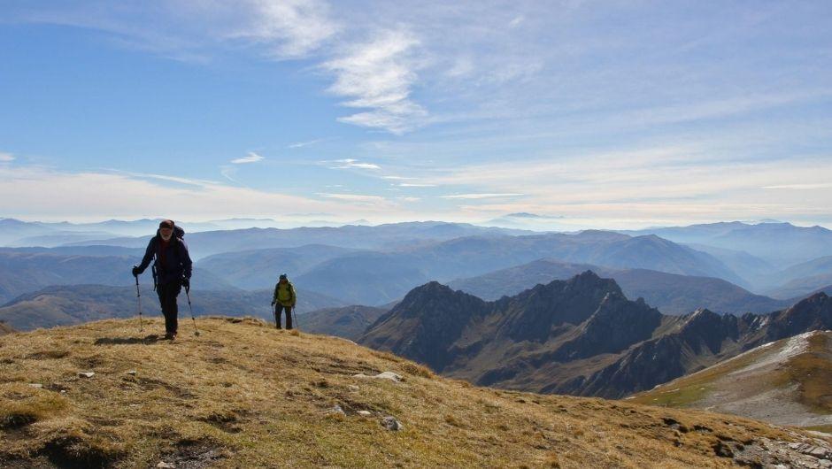Trek the Accursed Albanian Alps