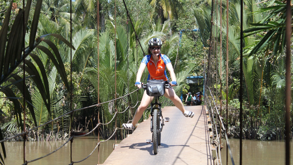 Saigon to Angkor Wat Bike Ride