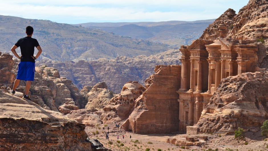 Charity Challenge - Trek to Petra