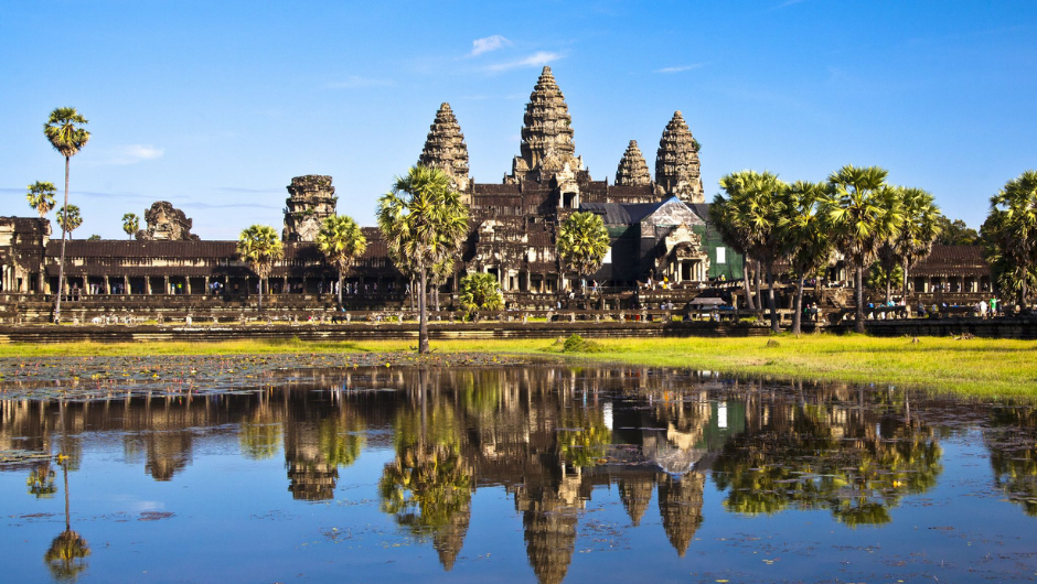 Charity Challenge - Saigon to Angkor Wat Bike Ride