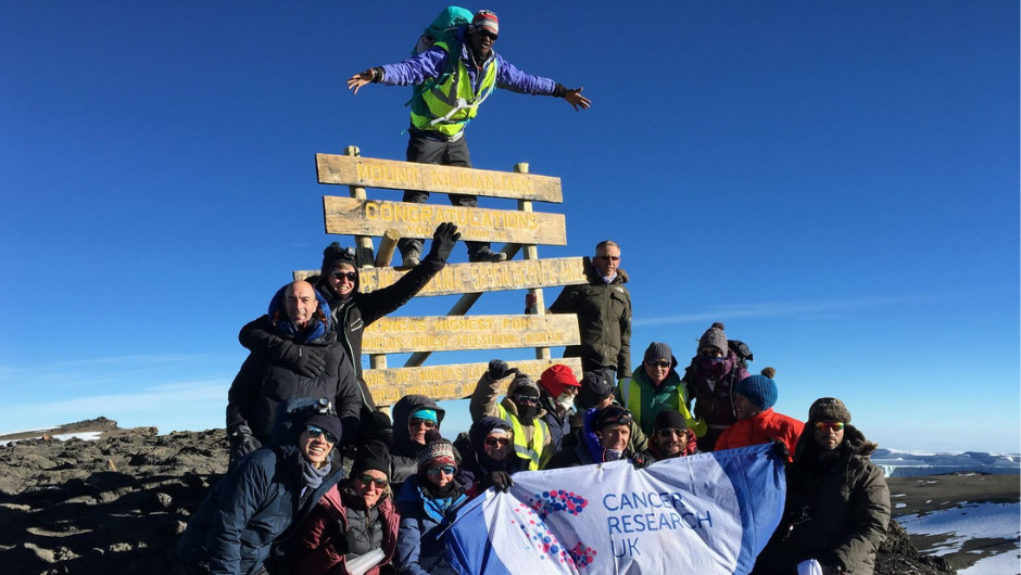 Kilimanjaro Summit Climb