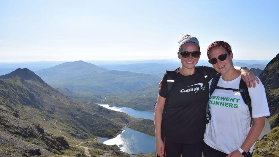Challenge - National Three Peaks Challenge