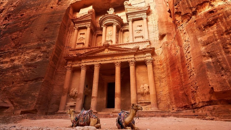 Challenge - Trek to Petra