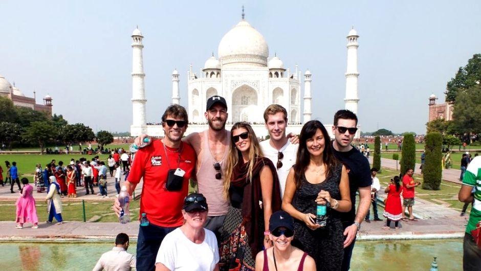 Charity Challenge - cycle India And The Taj Mahal