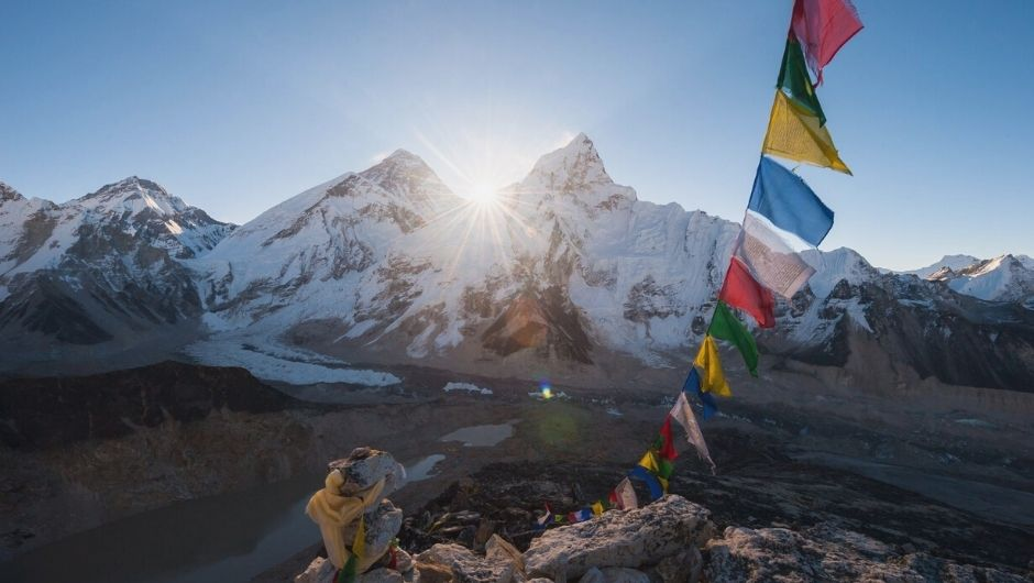 Charity Challenge - Everest Base Camp