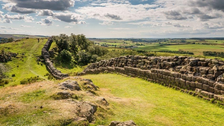 Charity Challenge -Hadrian's Wall Trail Challenge
