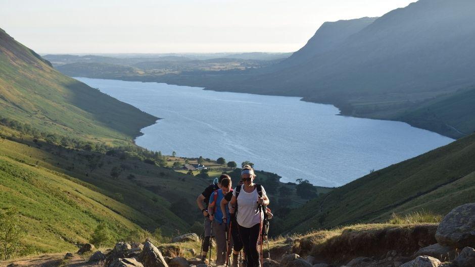 Charity Challenge - Lake District 5 Peaks Challenge