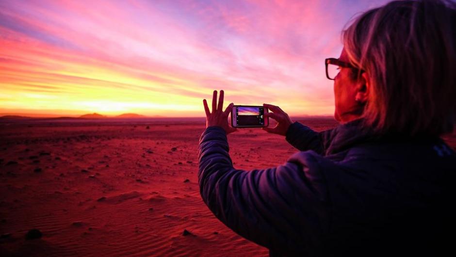 Charity Challenge - Sahara Desert Trek